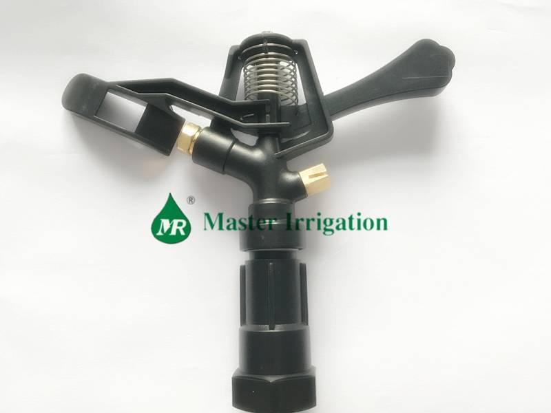 """G3/4"""" Full or Part Circle Plastic Impulse Sprinkler"""