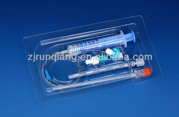 epidural and spinal anesthesia kit