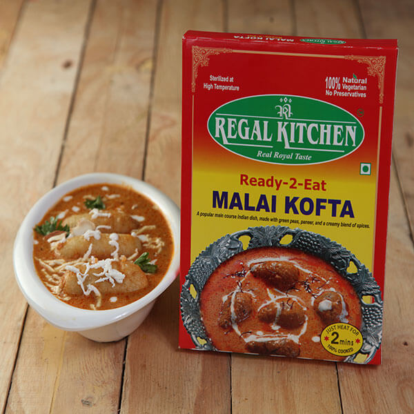 Ready To Eat Malai Kofta