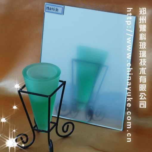 Mirror Glass etching Powder