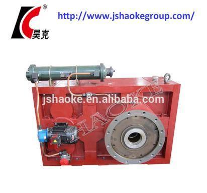 High Torque Plastic Extruder Gearboxr