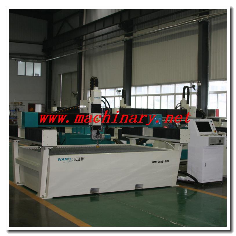 150MM water jet cnc aluminum sheet cutting machine