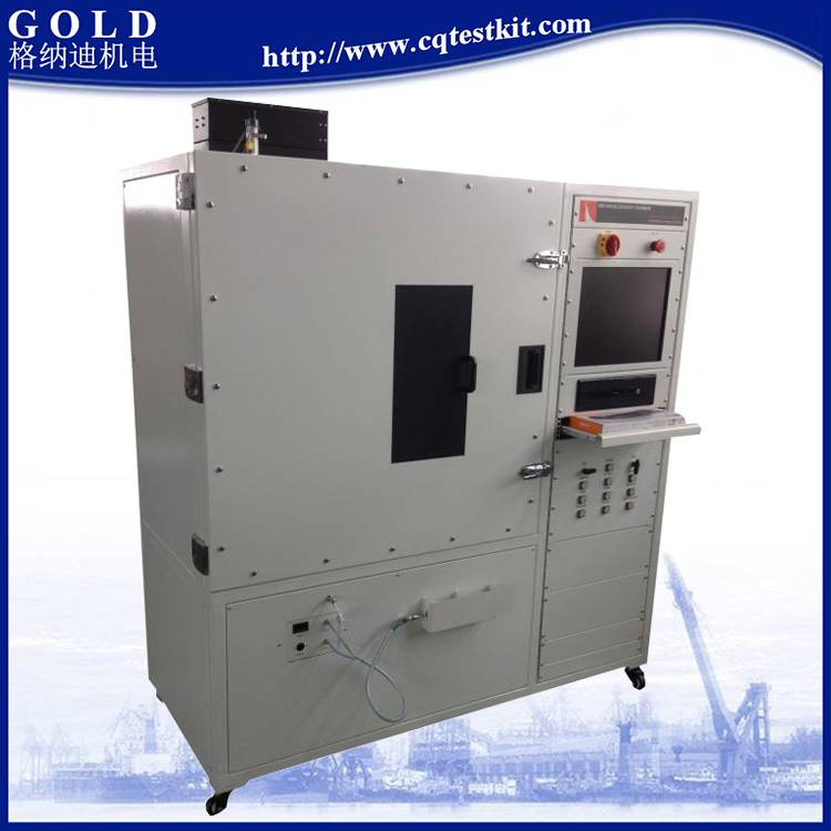 Cable Testing Automatic Smoke Density Apparatus