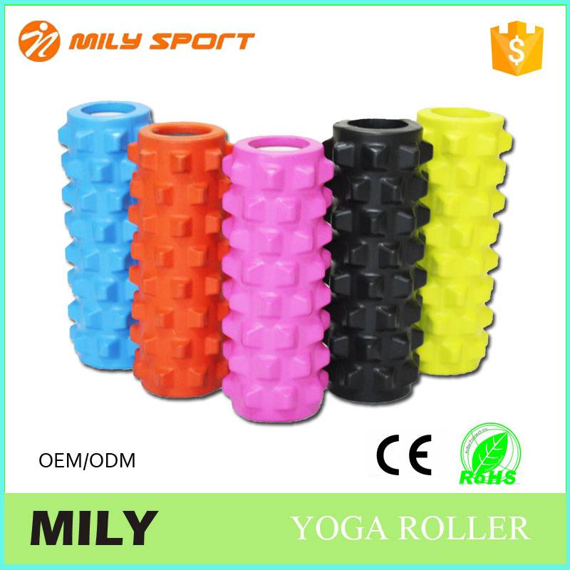fitness body massage roller high density