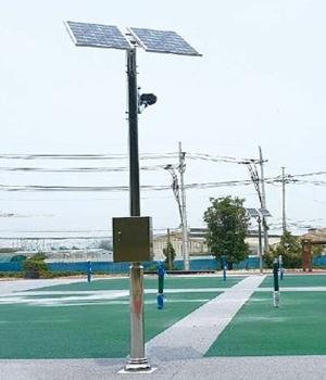 LED Outdoor Light - Solar LED Streetlight