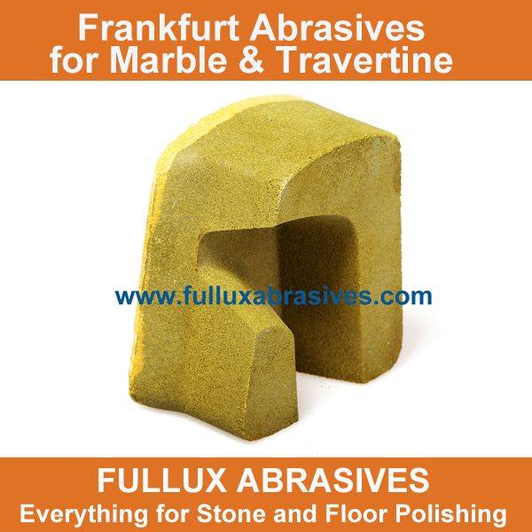 Synthetic Frankfurt Abrasives for Marble Polishing