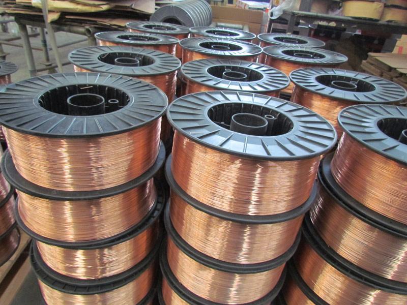ER4043 Al-Si5 Welding wire/MIG or TIG Aluminium welding wire 0.8mm 1.0mm 1.2mm 1.6mm 2.0mm