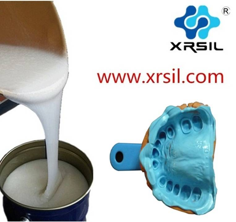 Addition Silicone Putty for Dental Molds,XINRUN Silicone