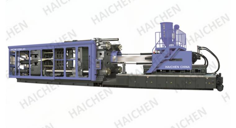 1200T Injection Molding Machine