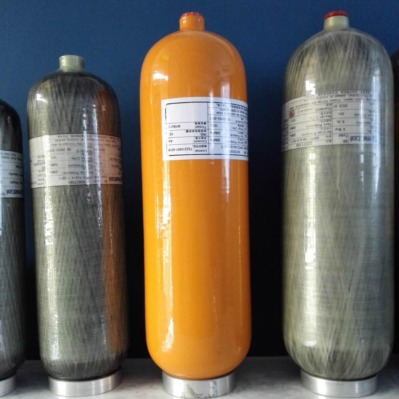 CRPIII144-6.8-30T Life Support Cylinder