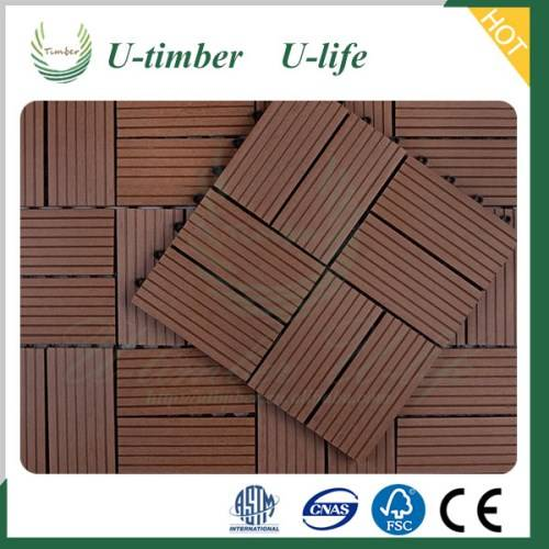 New outdoor WPC DIY composite decking