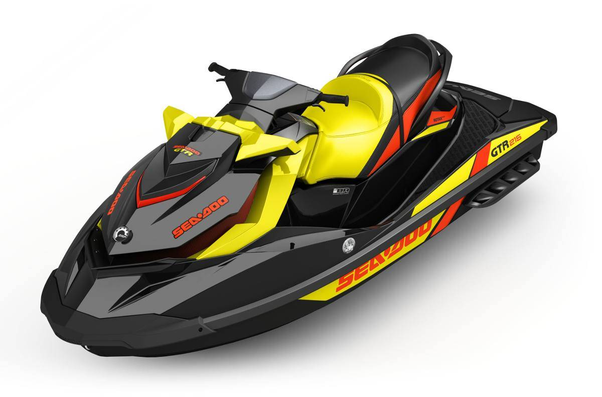 Personal Watercraft GTR 215 - 2015