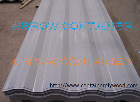 Container parts- shipping container side panel