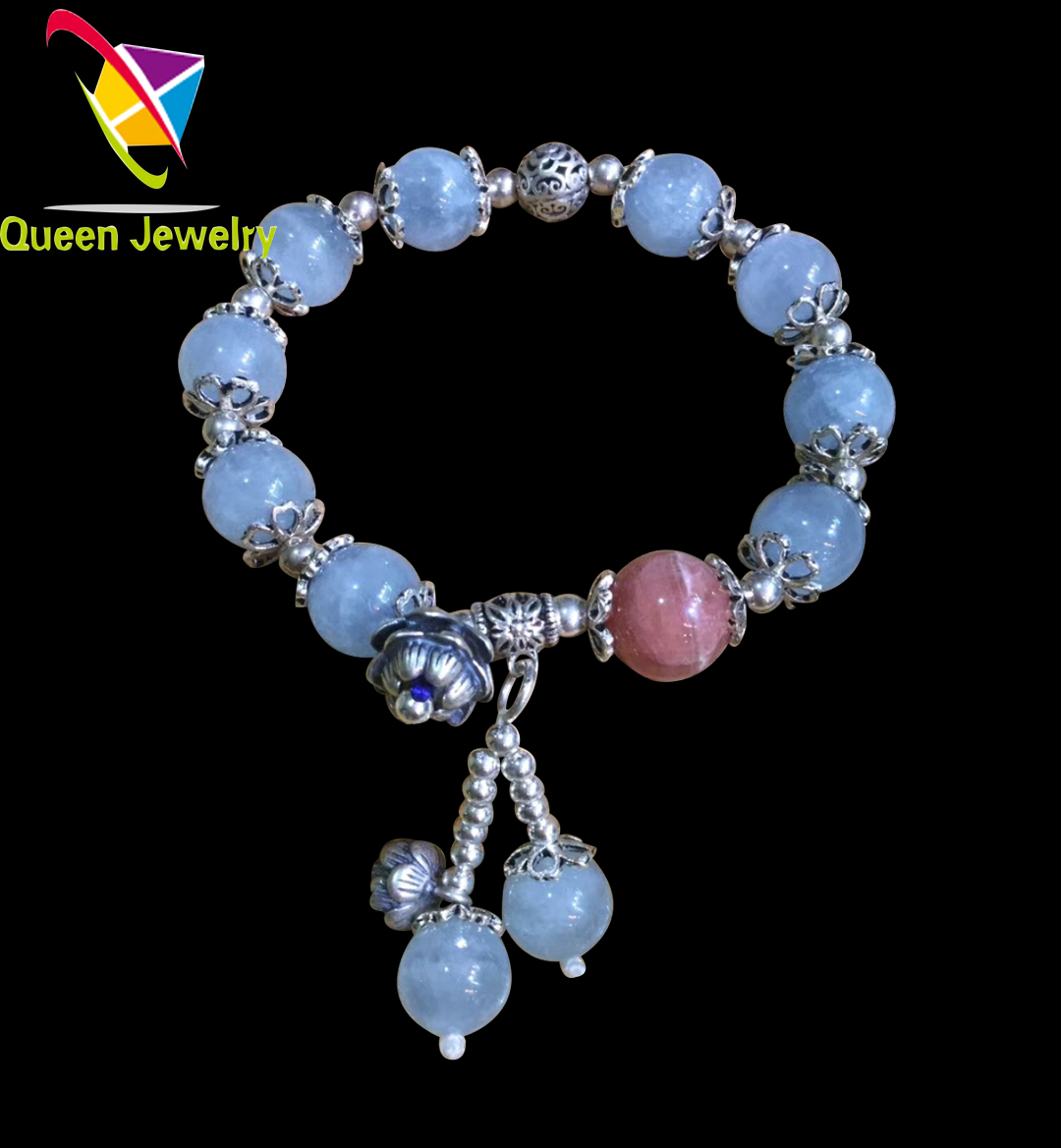 lava rock bracelet wholesale natural health jewelry baby girl baby boy necklace couple accessories
