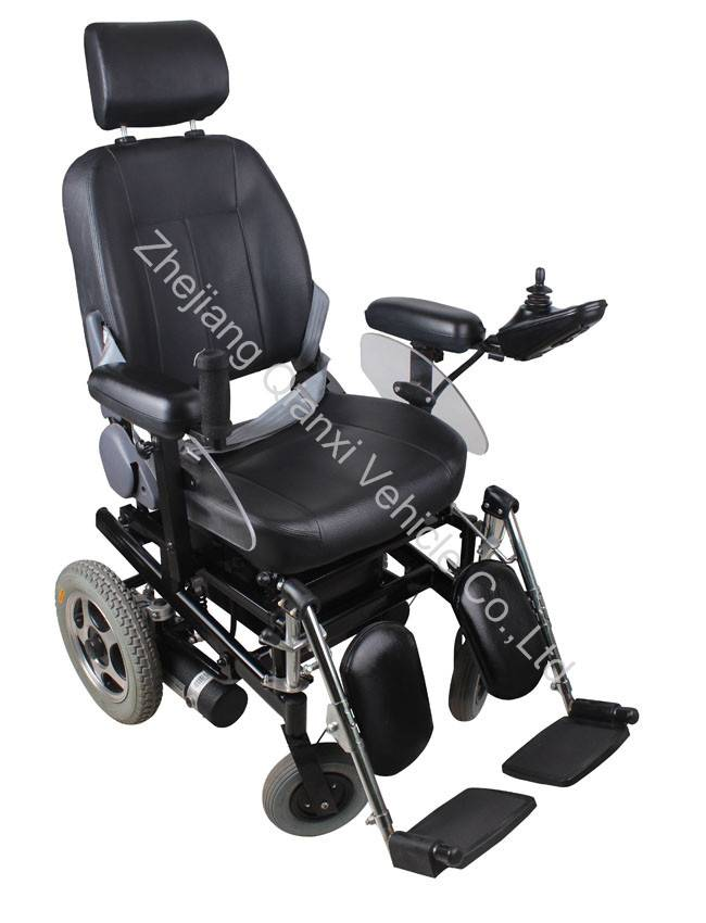 Deluxe Electric Wheelchair for Elderly with CE Certification