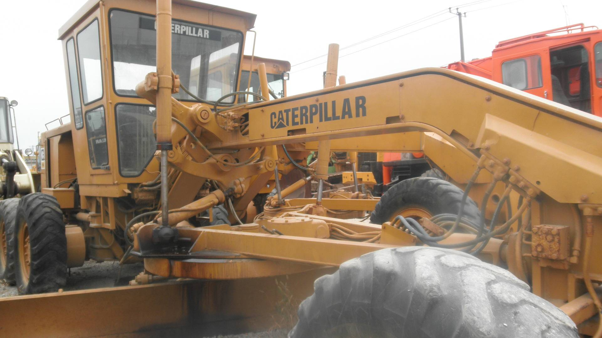 Used Cat 12G grader in good conditon for sale