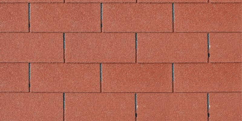 KLAI-201 colorful asphalt shingles-standard 3-tab