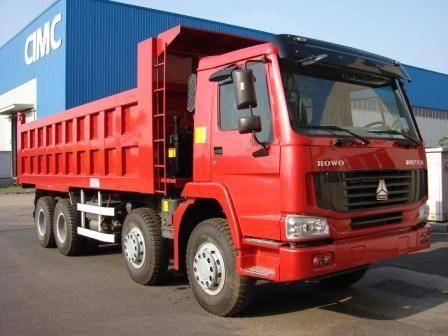 HOWO Dump Truck/Tipper