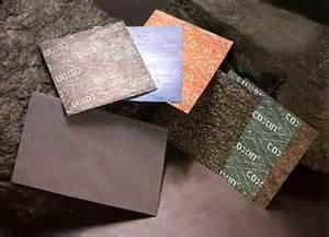 Acid Resistant Mineral Fiber Rubber Sheet
