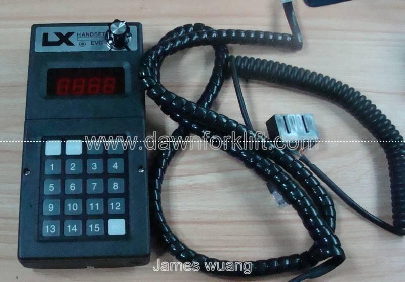 GE IC3645LXHS1EC2 LX Handheld Programmer For GE EV100 LX/SX/ZX Controls