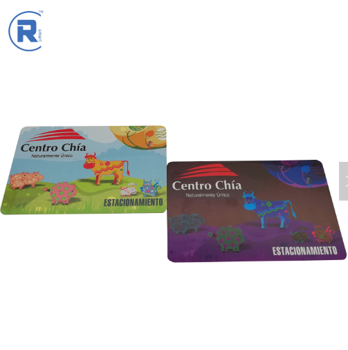 Factory price rfid pvc cr80 contactless card with good after sale service