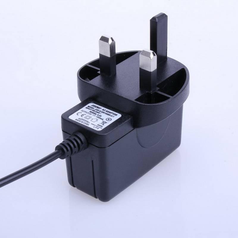 100% New 1000PCS AC 100V-240V Converter Adapter DC 12V 1A 9v 100ma 5v 200ma Power Supply UL Plug DC