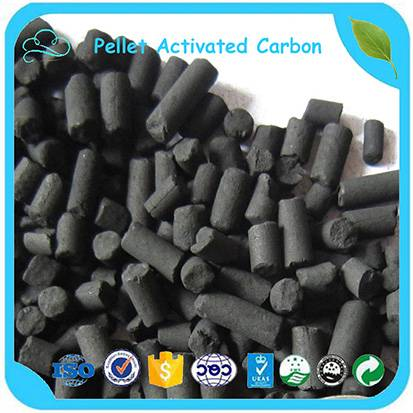High Iodine 1.5-8mm Coal Columnar Activated Carbon Use For Industrail Water Treatment