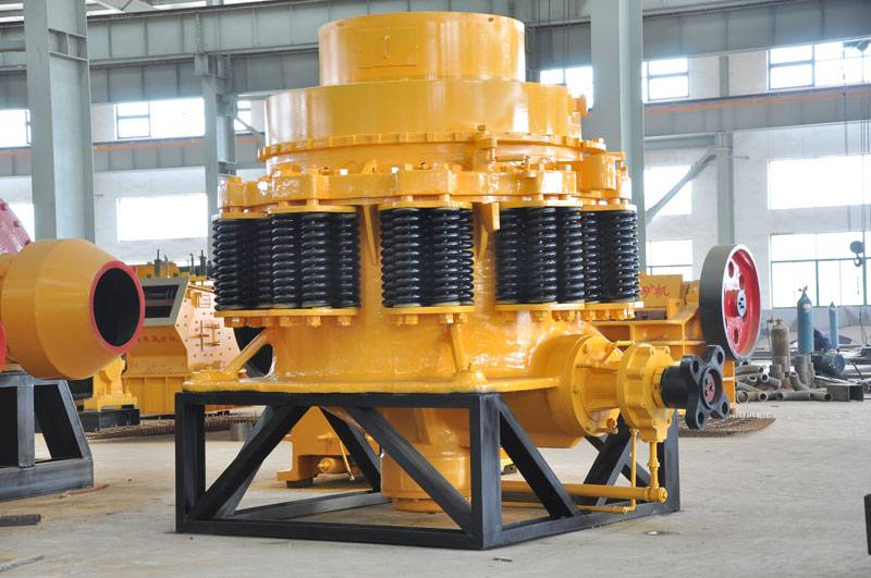 spring cone crusher for sale in China