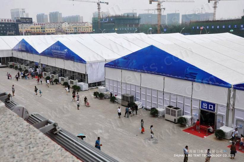 30m Large exhibition tents for asean expo china