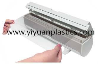 PVC Cling film dispenser