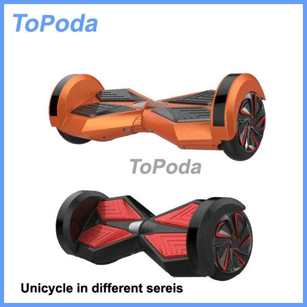 2016 new two wheels self balancing electric scooter