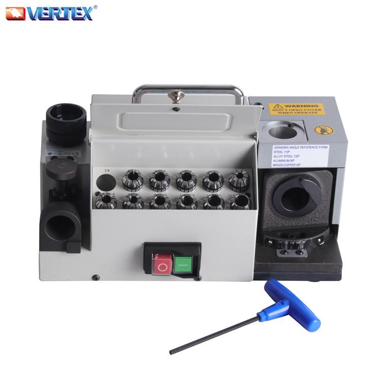 VERTEX Precision Drill Grinder VDG-13A TAIWAN Small Portable drill bit grinder drill bit sharper