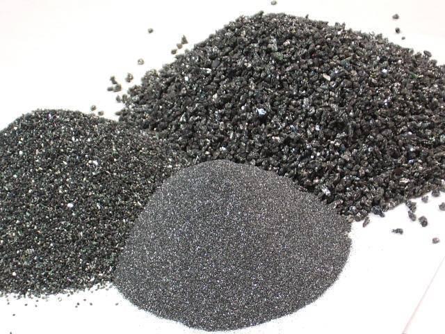 China Origin Black Silicon Carbide for Steelmaking Manufacturer