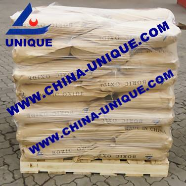 Anhydrous Boric Acid from the largest manufacturer in China