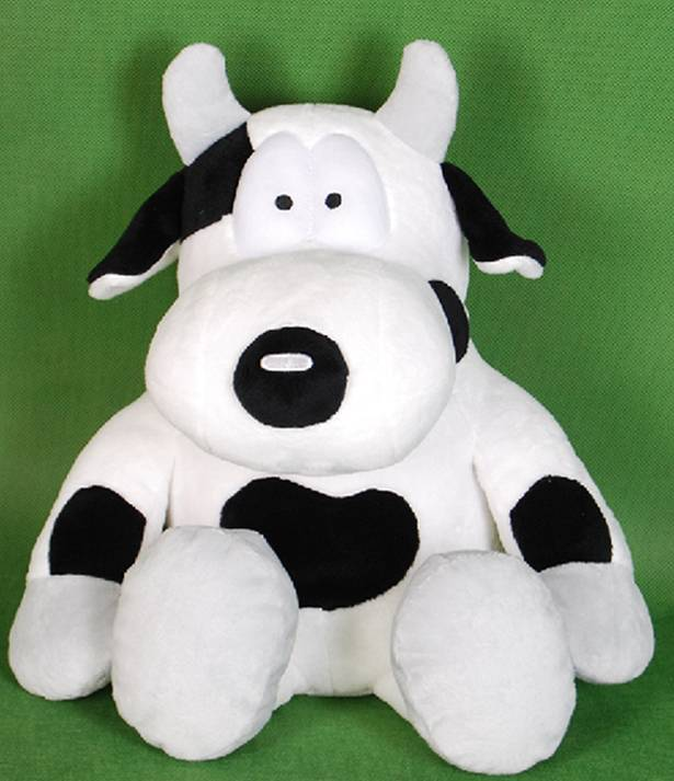 popular cow stuffed