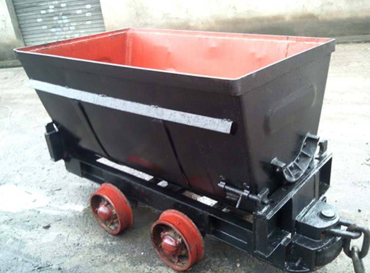 MPC 25 Ton Mining Loading Car