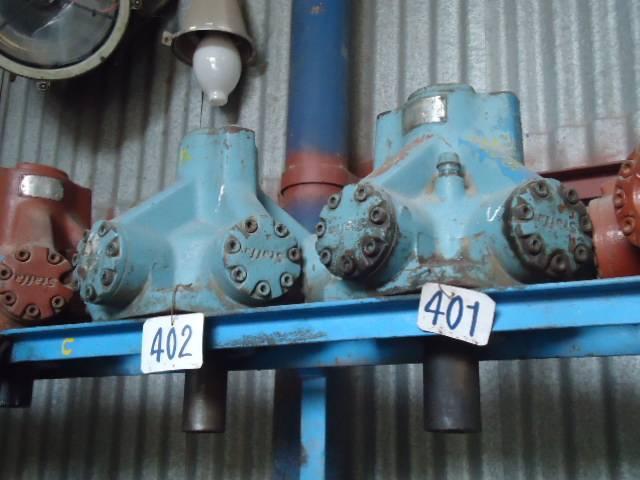 Kawasaki Hydraulic Motor HMB 30