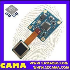 CAMA-AFM31 Smallest size capacitive fingerprint sensor module with competitive price
