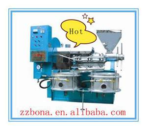 6.The introduction of sunflower seed screw oil press machine