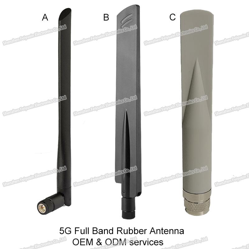 External 5G Wifi Extender Antenna 698-2700MHz 3300-3800MHz 4400-5850MHz