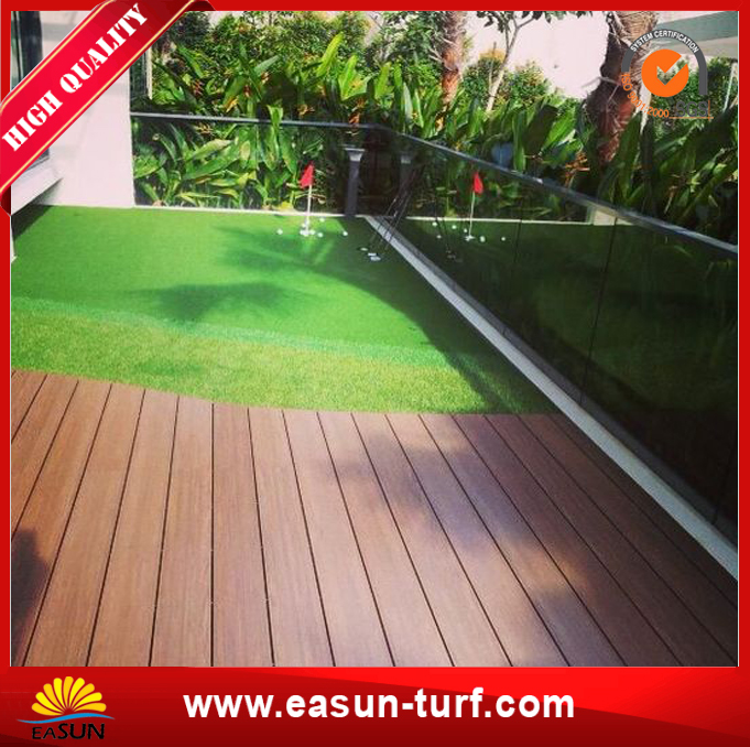 Home Garden Artificial Grass Turf with SGS Approved-MY