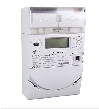 DTSD1088 Three Phase Multi-Functional Postpaid Energy Meter