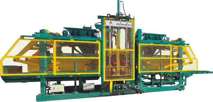 QT6-20B1 concrete blocks making machine