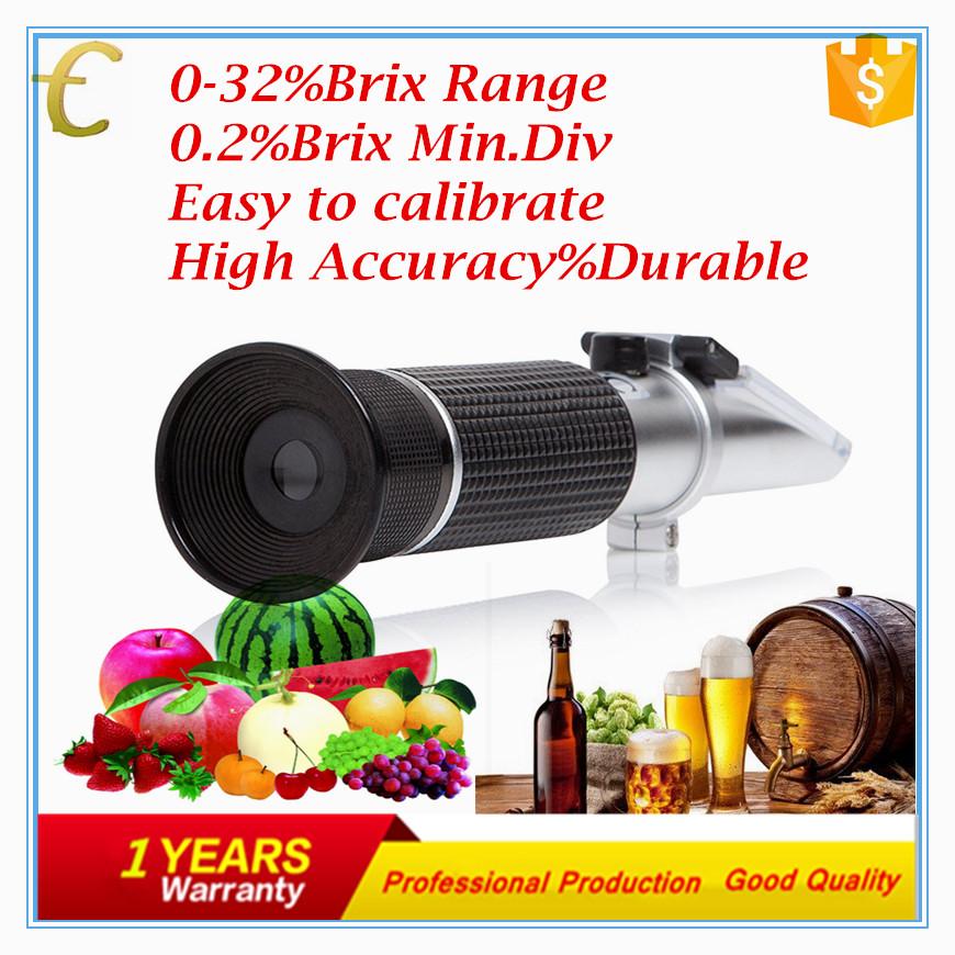 RHB 0-32% brix refractimeter with ATC