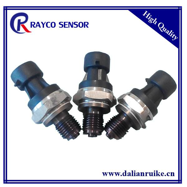 single one piece compact structure pressure sensor