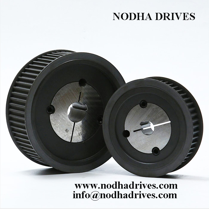 HTD14M timing belt pulley taper lock timing pulley