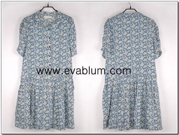 Bloomin Sky Onepiece dress