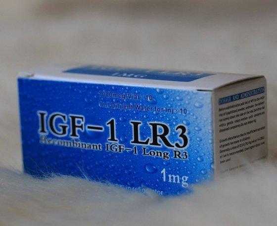 Igtropin suppliers1000mcg/100mcg Kit,IGF-1 LR3,IGF1 LR3,IGF-1 LR-3