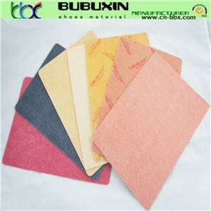 Hot sale 1.0mm-4.0mm nonwoven shoe fiber insole board