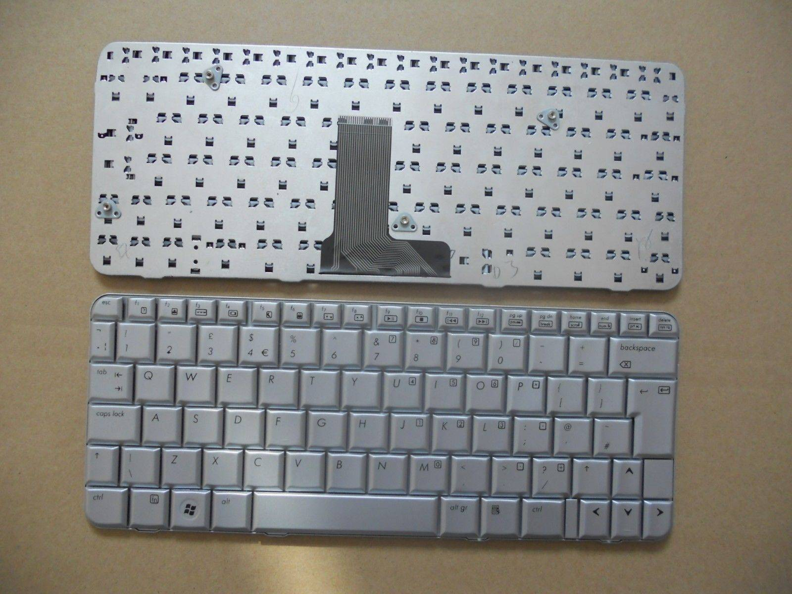 Laptop keyboard for HP Pavilion TX1000 TX1100 TX1200 TX1300 UK layout
